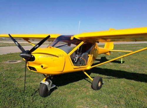 Aeroprakt-22L