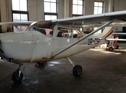 Cessna 172 Skyhawk (Небесный ястреб)